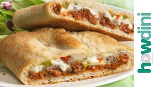 Stromboli recipe - How to make stromboli
