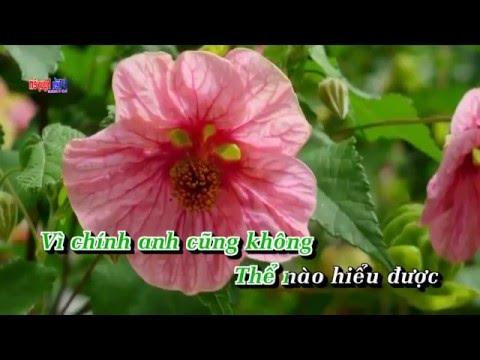 Xin Lỗi Người Anh Yêu   Châu Khải Phong karaoke