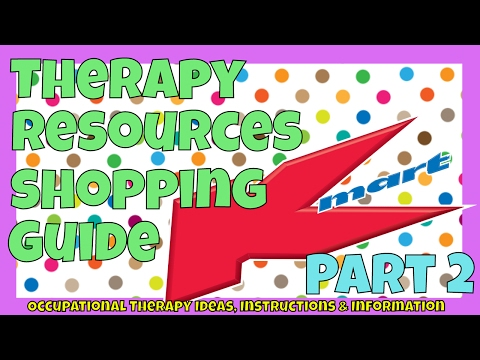 Kmart Australia: Therapy resources | Part 2 | Cheap and fun games and activities