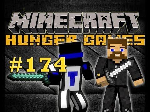 Minecraft Голодные игры #135 - Убийственная погоня
