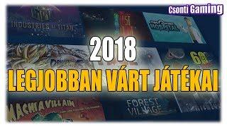 TOP 10 | 2018 legjobban várt játékai