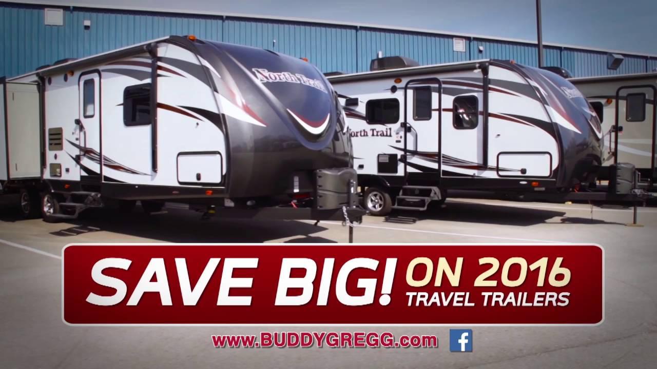 Buddy Gregg Rv Spring Sale Youtube