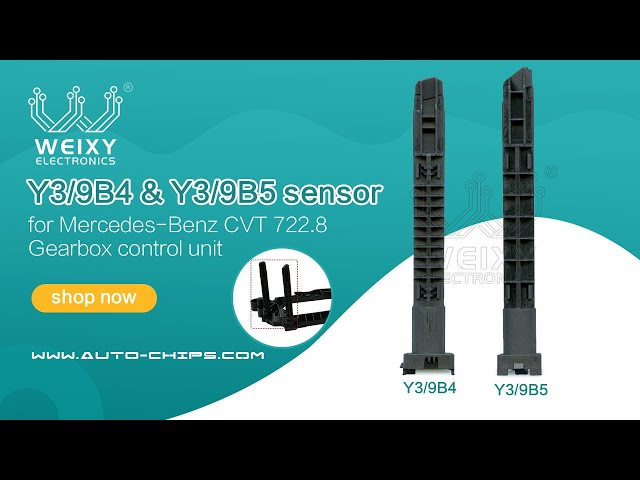 How to replace Mercedes-Benz CVT 722.8 Gearbox control unit sensor?
