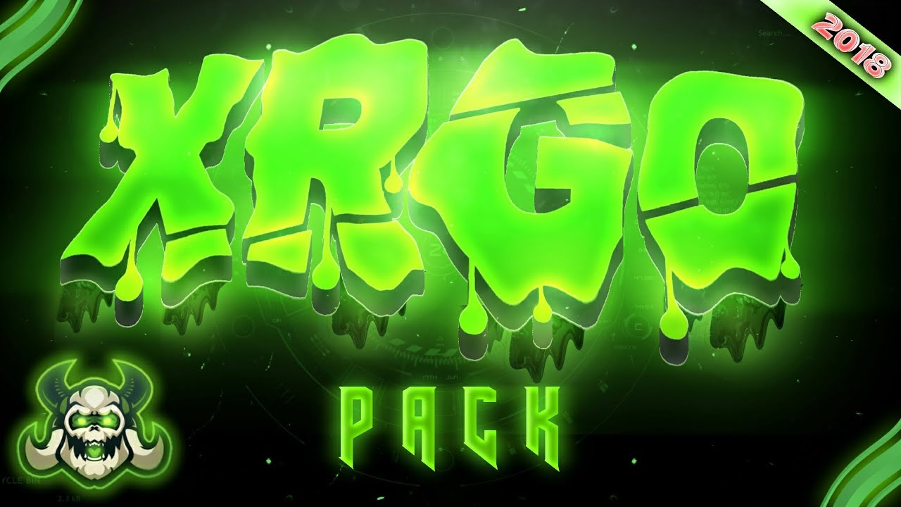 #XRGO Pack ! | Free Gfx Pack 2018 ( Ps & android ) |Special New Year ! -  Ft ArabsGo !