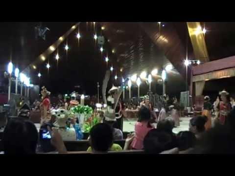 Gawai Mass 2014 Thanks Giving Dance @ St. Joseph Cathedral, Kuching