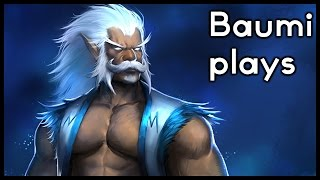 Dota 2 | DROPPING HEAVEN ON FOOLS!! | Baumi plays Zeus