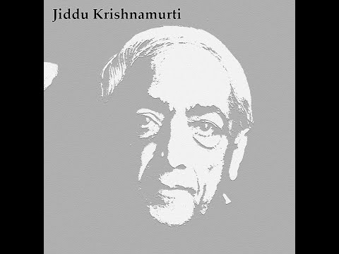 Jiddu Krishnamurti - To Live Without a Shadow of Control [ Session 07/10 ] - The Turning Point