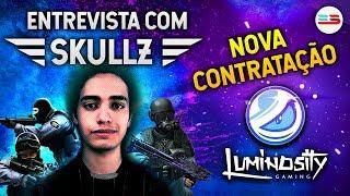 LG Skullz! - Entrevista com a nova contratação da Luminosity Gaming