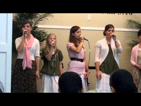 Bontrager Sisters Sing A Living Prayer