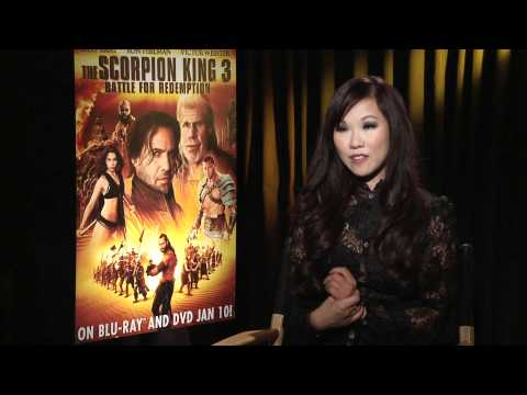 The Scorpion King 3: Battle for Redemption Exclusive: Selina Lo Interview