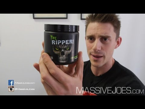 Cobra Labs The Ripper Fat Burner – MassiveJoes.com RAW REVIEW Thermogenic Burn Lose Weight