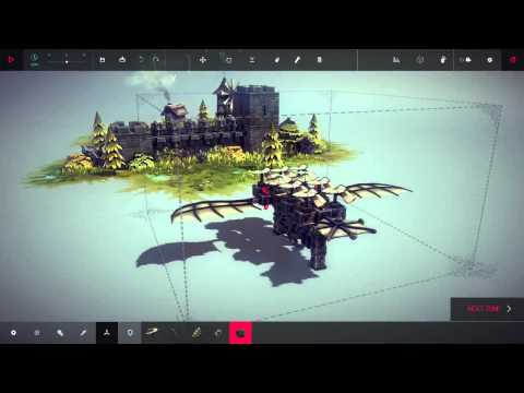 build a flying machine