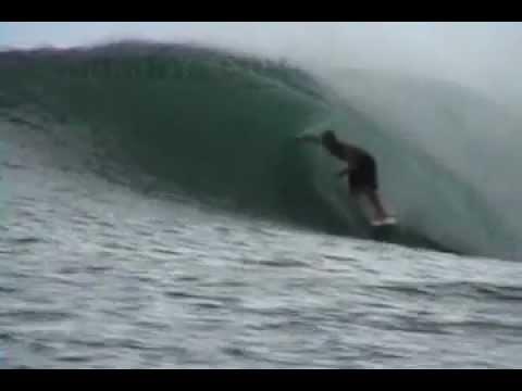 Samoa, Salani Surf Camp, Salani Right