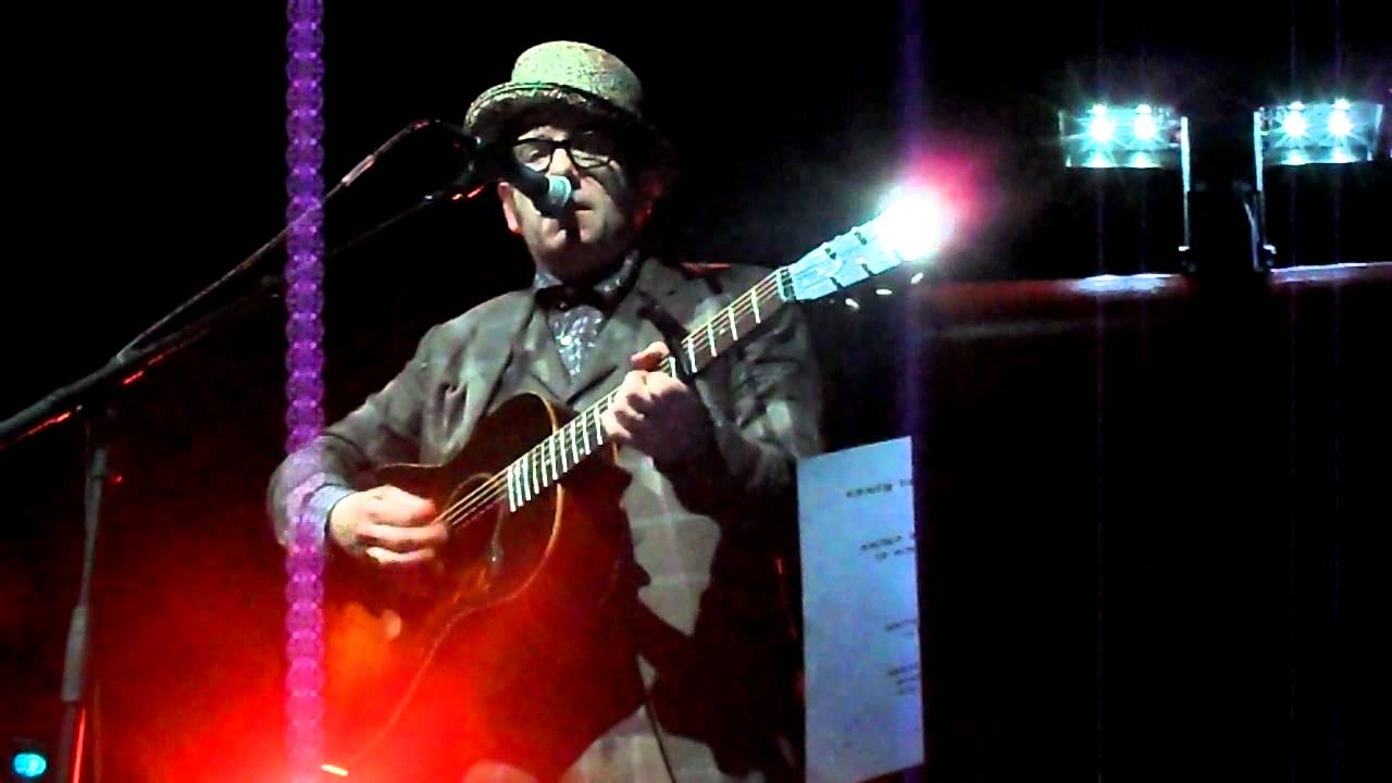 Elvis Costello   AB Brussels   30/5/2012   Part 10 (Dr. Watson, I Presume)    YouTube