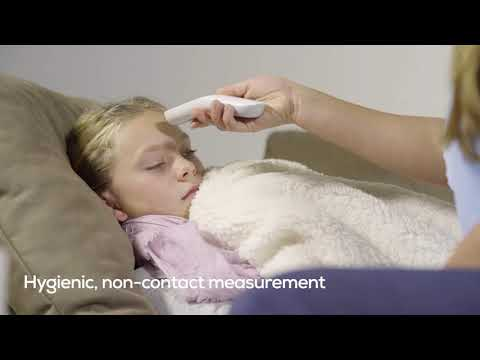 Product video FT 85 non-contact thermometer