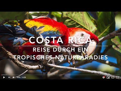 Costa Rica - Reise In Ein Tropisches Paradies