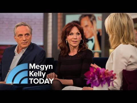Actress Marilu Henner Opens Up About Her Husband's Lung Cancer Battle  Megyn Kelly TODAY