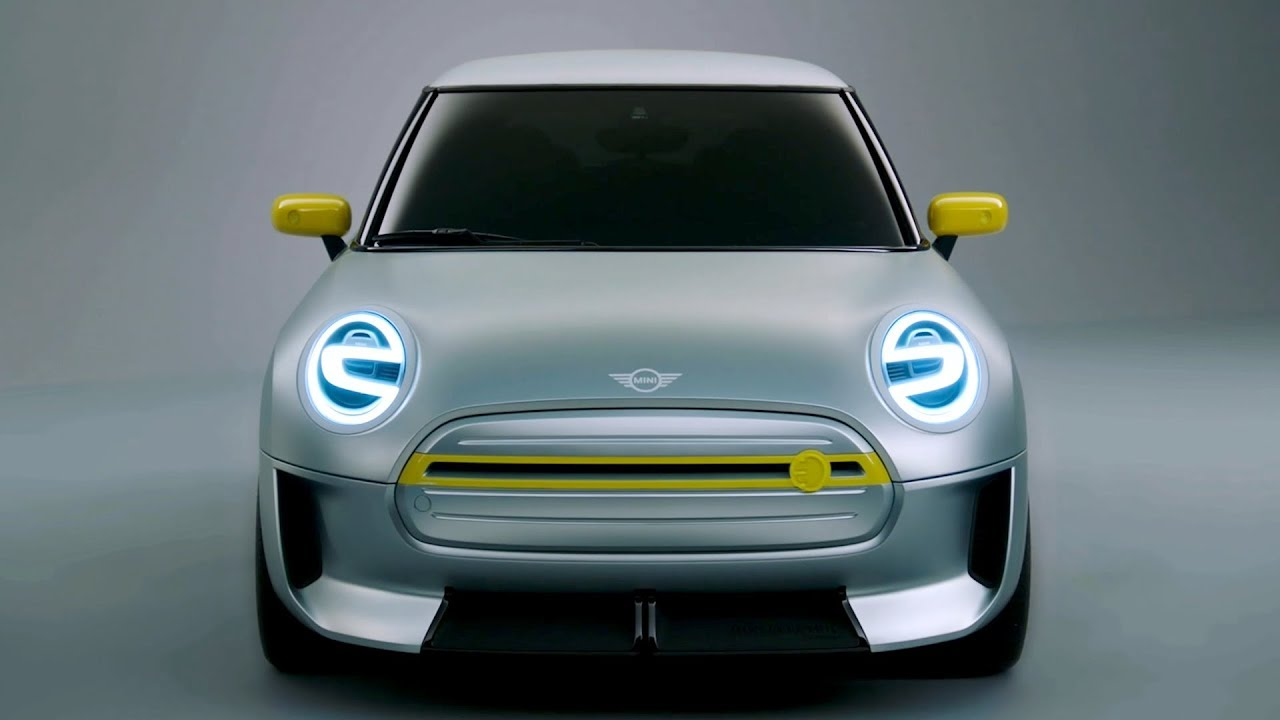 Mini Electric Concept Exterior Footage