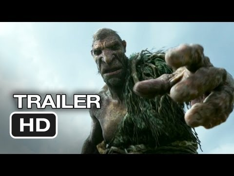 Jack the Giant Slayer TRAILER (2013) - Nicholas Hoult, Ewan McGregor Movie HD