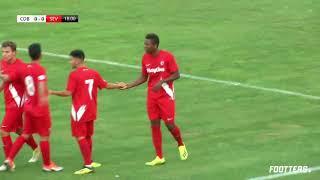 0-1: El Sevilla Atlético cierra la pretemporada con victoria ante el CD Badajoz