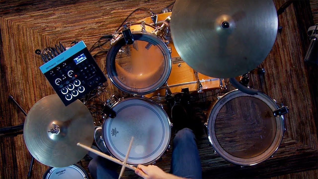 Roland TM6 Pro Hybrid Kit - Demo with James Petercsak - YouTube