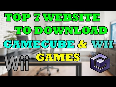TOP 7 WEBSITES TO DOWNLOAD GAMECUBE AND WII GAMES FOR