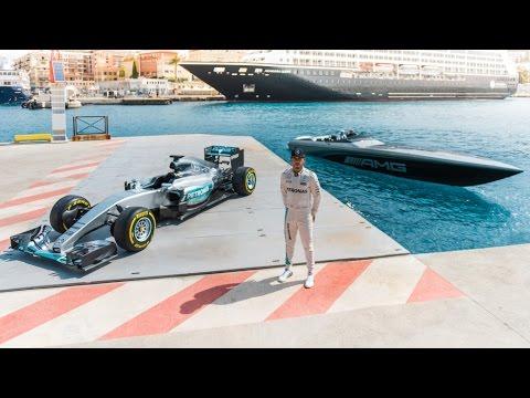 2017 Monaco Grand Prix preview with Toto Wolff, Lewis Hamilton and Valtteri Bottas