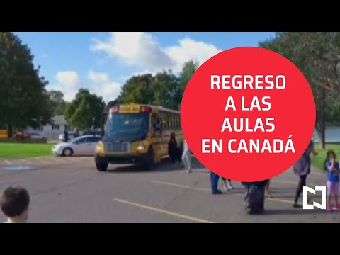 Regreso a clases en Canadá, tras pandemia de COVID-19 - Al Aire