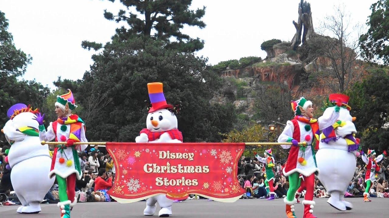 tdl ディズニー・クリスマス2015 ディズニー・クリスマス
