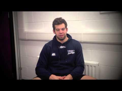 Josh Beaumont Interview with DURFC TV