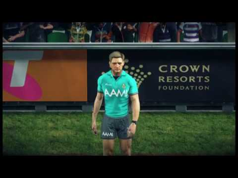 Rugby League Live 3 Mycareer #107 NRL Preseason and Surprise World Club Challenge Match