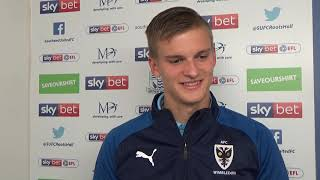 Marcus on his big decision after stunning hat-trick