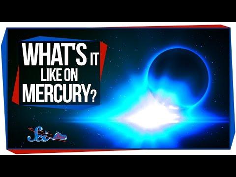 What's It Like On Mercury?