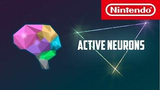 닌텐도 스위치 퍼즐게임! 액티브 뉴런 [Active N…