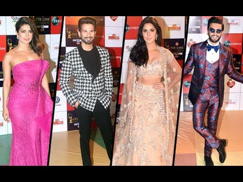 Zee Cine Awards 2018 Nominations ZEE CINE AWARDS - Red Carpet Event