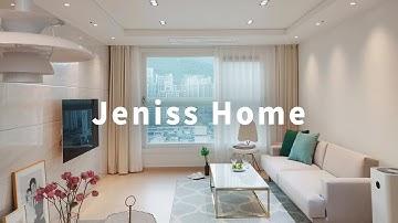 Home Tour 결혼한지 한달된 신혼집 공개❣ 신혼부부의 집들이 선물, 음식, 거실 꾸미기 주방인테리어, 온라인집들이 livingroom interior decor