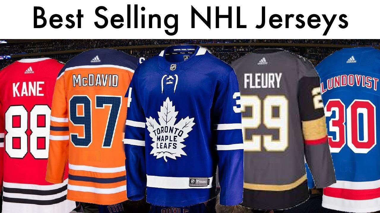 Which Adidas NHL Jerseys Sold The BEST In 17-18  - YouTube d3c20fdb543
