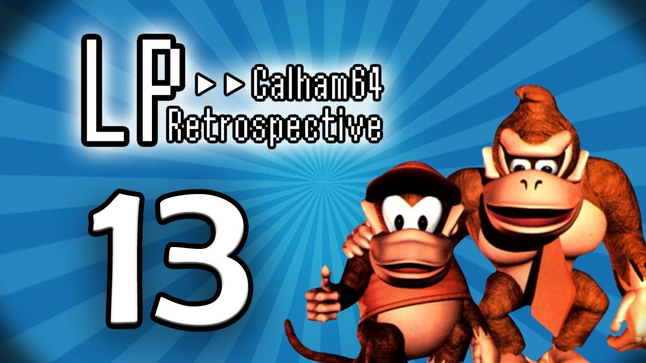 Download Calham64 LP Retrospective   Day #13   Donkey Kong Country (SNES)