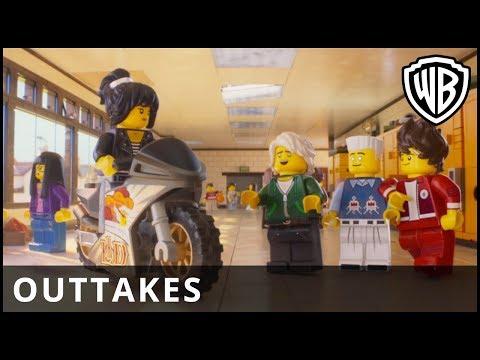 The LEGO  Ninjago  Movie - Outtakes - Warner Bros. UK