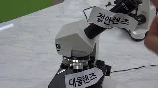 [중문고 통합과학] 현미경 사용법