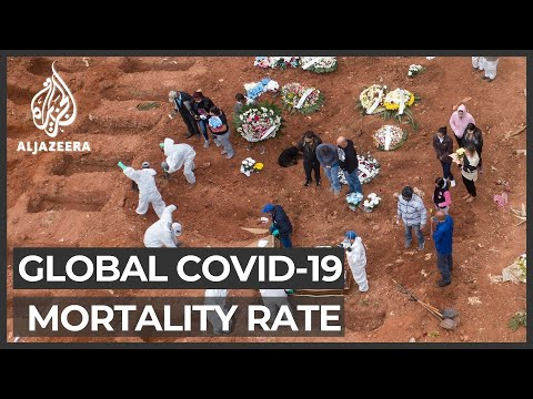 Global COVID-19 Cases Could Be 12 Times Higher Than Reported