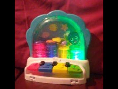 Baby Einstein Pop And Glow Piano Youtube