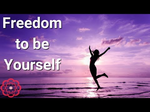Reiki For The Freedom To Be Yourself