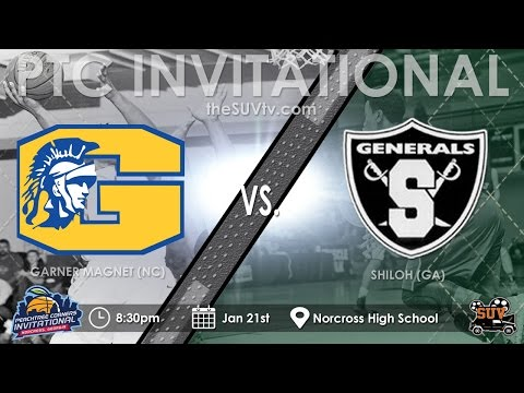 2017 Peachtree Corners Invitational: Shiloh (GA) vs. Garner Magnet (NC)