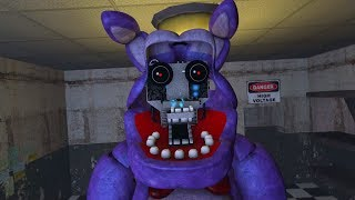 FNAF SFM VR Fixing Bonnie Five Nights At Freddy S VR Help Wanted