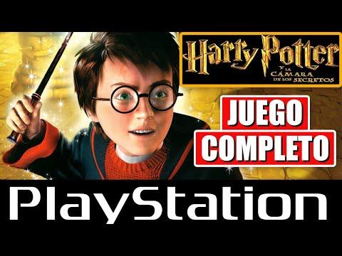 harry-potter-y-la-cámara-secreta-juego-completo-en-espaÑol---longplay-playstation