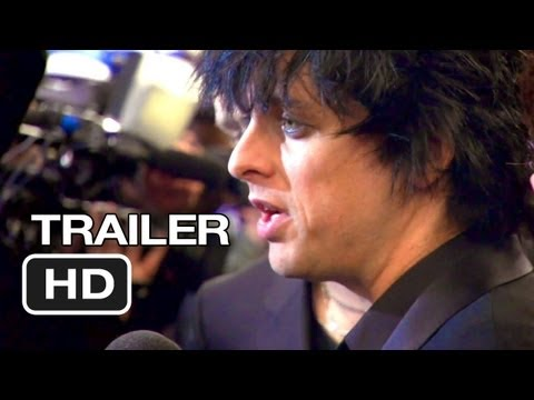 Broadway Idiot TRAILER 1 (2013) - Green Day Musical Documentary HD