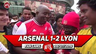 Arsenal 1-2 Lyon | Nicolas Pepe or A Centre Back? (Robbie Asks The Fans)
