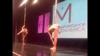 Pole Dance competition final - Miss Pole Dance Argentina & Sudamérica 2013 vid 8