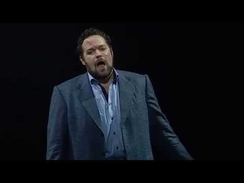 "Bryan Hymel sings ""Asile héréditaire"" from Rossini's ""Guillaume Tell"""